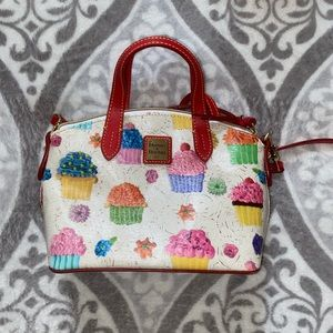 Dooney & Bourke cupcake shoulder bag